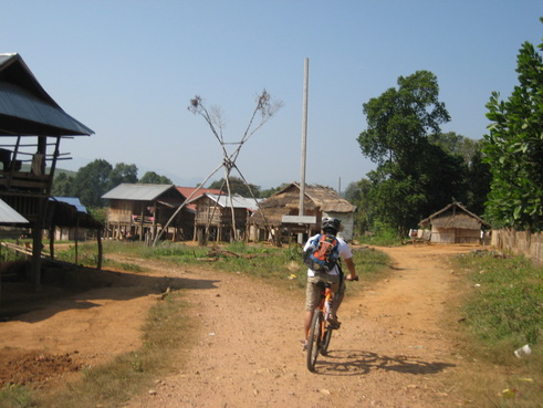 Cycling in minority villages